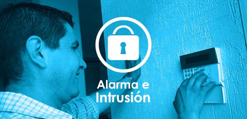 Sistemas de Alarmas e Intrusión