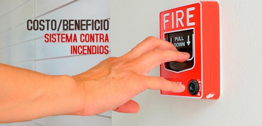 Costo beneficio en sistemas contra incendios