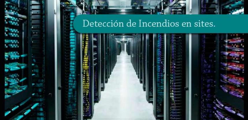 Detección De Incendios En Sites.