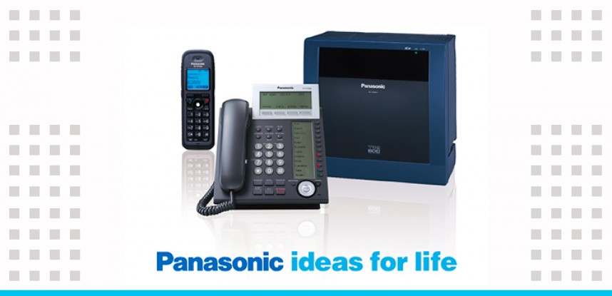 Conmutador IP Panasonic KX-TDE100BX